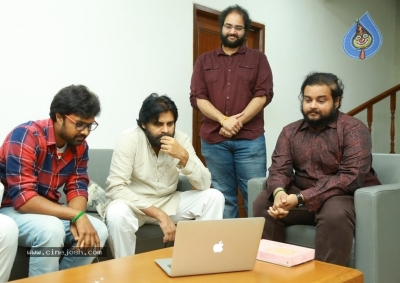 Mismatch Song Launch by Pawan Kalyan - 3 of 9