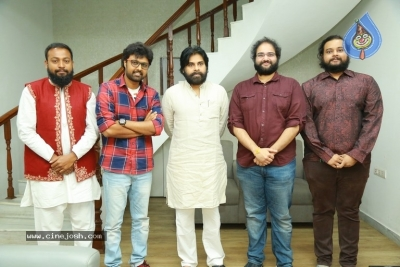 Mismatch Song Launch by Pawan Kalyan - 5 of 9