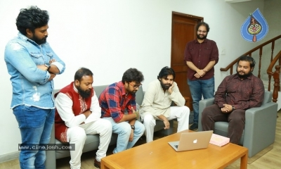 Mismatch Song Launch by Pawan Kalyan - 8 of 9