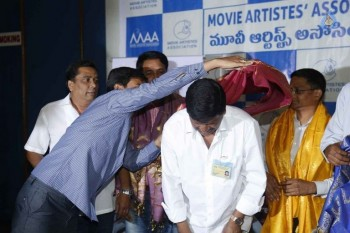 Movie Artist Association Press Meet - 1 of 34