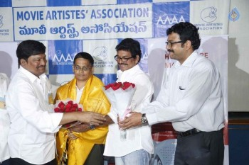 Movie Artist Association Press Meet - 2 of 34