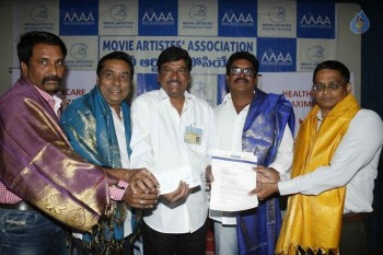 Movie Artist Association Press Meet - 5 of 34