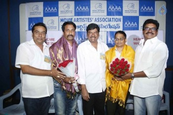 Movie Artist Association Press Meet - 7 of 34