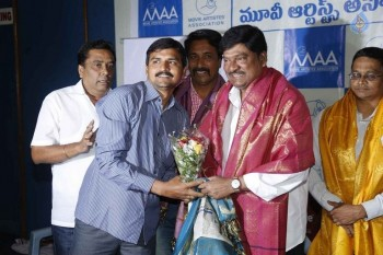 Movie Artist Association Press Meet - 13 of 34