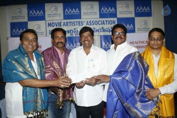 Movie Artist Association Press Meet - 14 of 34