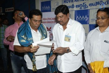 Movie Artist Association Press Meet - 15 of 34