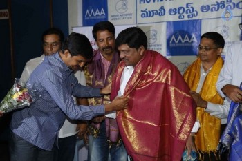 Movie Artist Association Press Meet - 16 of 34
