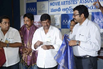 Movie Artist Association Press Meet - 17 of 34