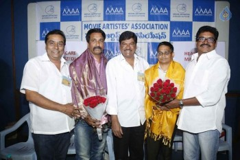 Movie Artist Association Press Meet - 19 of 34