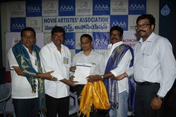 Movie Artist Association Press Meet - 20 of 34