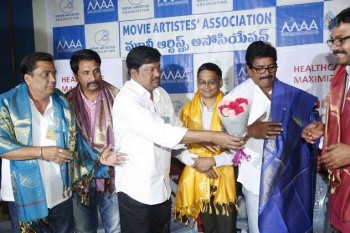 Movie Artist Association Press Meet - 21 of 34
