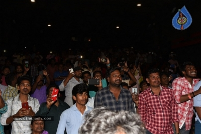 Mr Majnu Movie Team At Ashoka Theatre Rajahmundry - 3 of 8