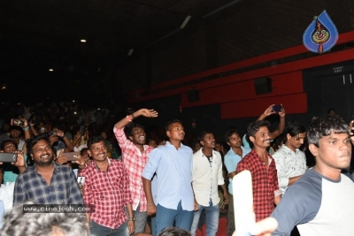 Mr Majnu Movie Team At Ashoka Theatre Rajahmundry - 4 of 8