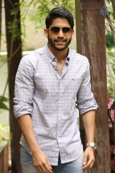 Naga Chaitanya Premam Interview Photos - 3 of 32