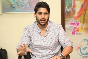 Naga Chaitanya Premam Interview Photos - 4 of 32