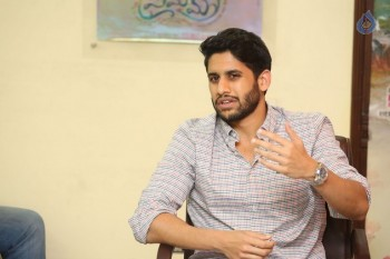 Naga Chaitanya Premam Interview Photos - 9 of 32