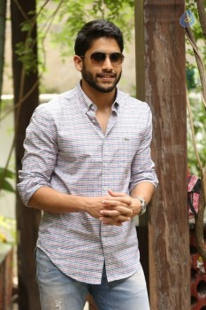 Naga Chaitanya Premam Interview Photos - 11 of 32