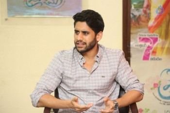 Naga Chaitanya Premam Interview Photos - 13 of 32