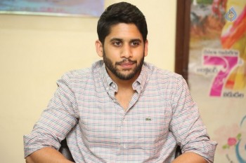 Naga Chaitanya Premam Interview Photos - 14 of 32
