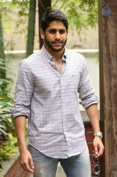 Naga Chaitanya Premam Interview Photos - 18 of 32