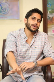 Naga Chaitanya Premam Interview Photos - 19 of 32