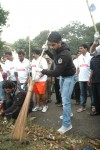 Nagarjuna Family Joins Swachh Bharat Campaign - 5 of 85