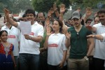 Nagarjuna Family Joins Swachh Bharat Campaign - 15 of 85
