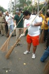 Nagarjuna Family Joins Swachh Bharat Campaign - 21 of 85