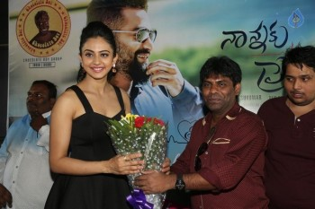 Nannaku Prematho Contest Launch - 21 of 35