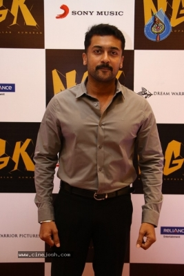 NGK Movie Audio Launch - 10 of 21