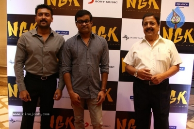 NGK Movie Audio Launch - 17 of 21