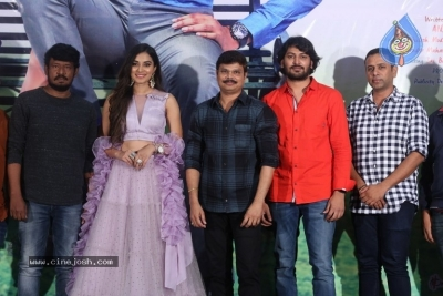 Ninnu Thalachi Movie Trailer Launch - 10 of 16