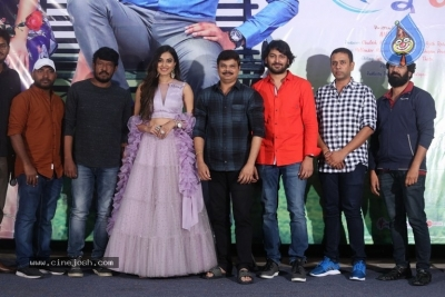 Ninnu Thalachi Movie Trailer Launch - 15 of 16