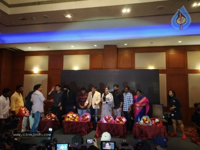 NTR Kathanayakudu Press Meet at Bengaluru - 2 of 4