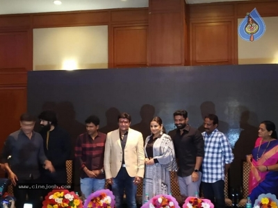 NTR Kathanayakudu Press Meet at Bengaluru - 3 of 4