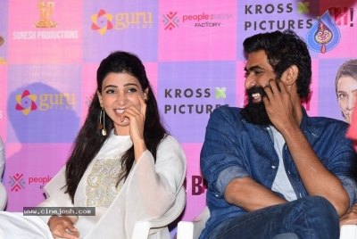Oh Baby Movie Success Meet - 30 of 28