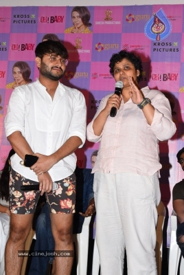 Oh Baby Movie Success Meet - 39 of 28