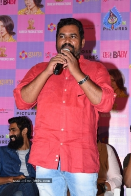 Oh Baby Movie Success Meet - 40 of 28