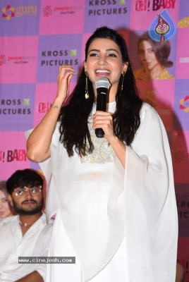 Oh Baby Movie Success Meet - 42 of 28