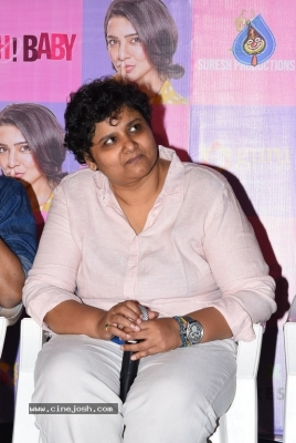 Oh Baby Movie Success Meet - 25 of 28