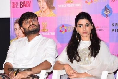 Oh Baby Movie Success Meet - 26 of 28