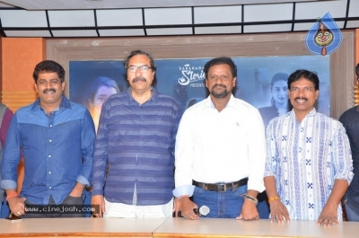 Only Nenu  Trailer  Launch Photos - 1 of 21