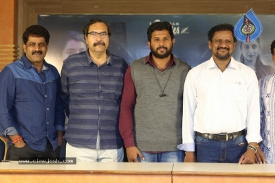 Only Nenu  Trailer  Launch Photos - 7 of 21