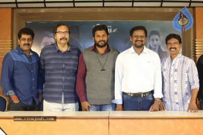 Only Nenu  Trailer  Launch Photos - 9 of 21
