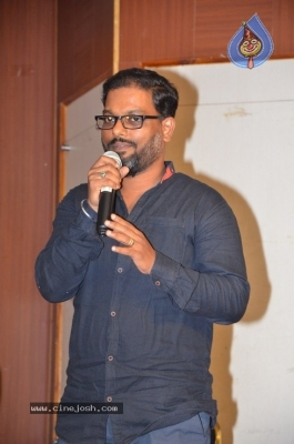 Only Nenu  Trailer  Launch Photos - 12 of 21