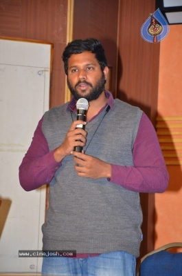 Only Nenu  Trailer  Launch Photos - 21 of 21