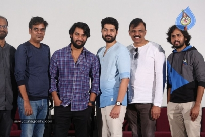 Operation Gold Fish Movie Success Meet - 3 of 17