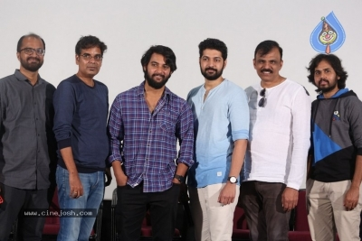 Operation Gold Fish Movie Success Meet - 6 of 17