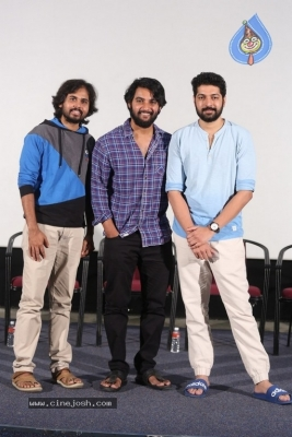 Operation Gold Fish Movie Success Meet - 8 of 17