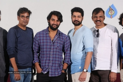 Operation Gold Fish Movie Success Meet - 10 of 17